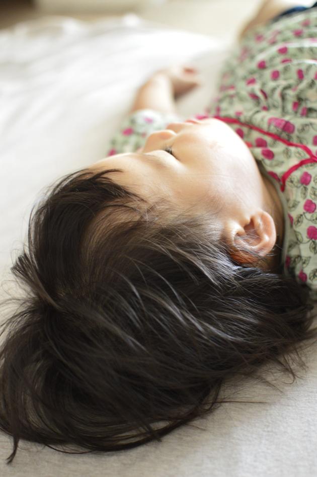 可愛く 方法 寝顔 なる
