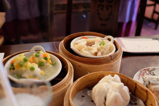 香港ディズニーランド_プラザインPlaza_Innでランチ_飲茶