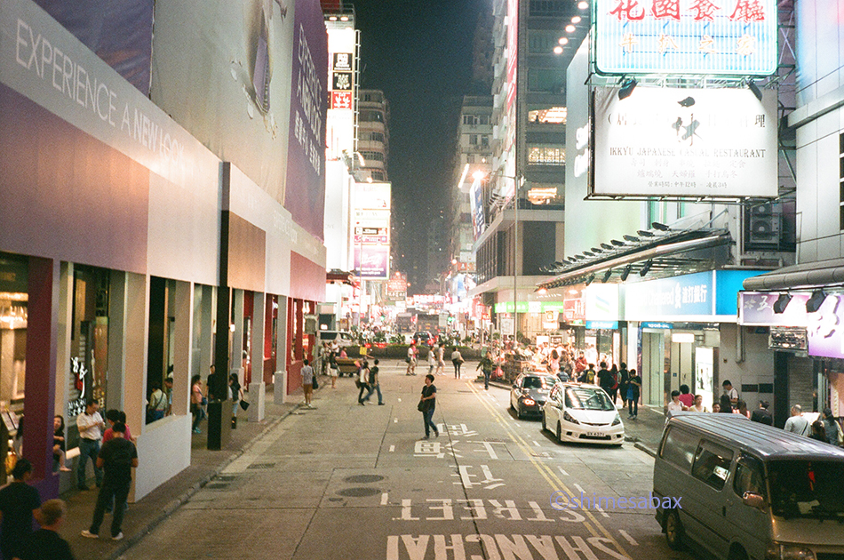 NATURA1600×KLASSE_S_香港Night_道